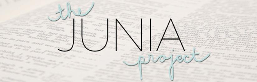 Junia Project Branding