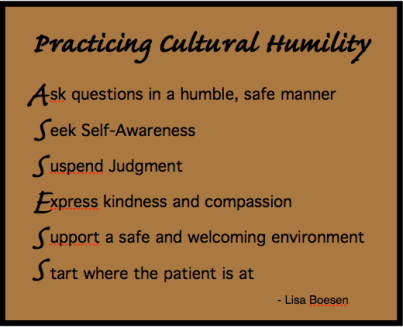 Practicing Cultural Humility - TheLinkBetweenWorlds.com